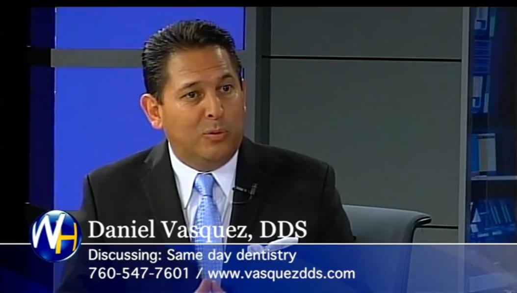 Dr. Daniel Vasquez, USA on TV